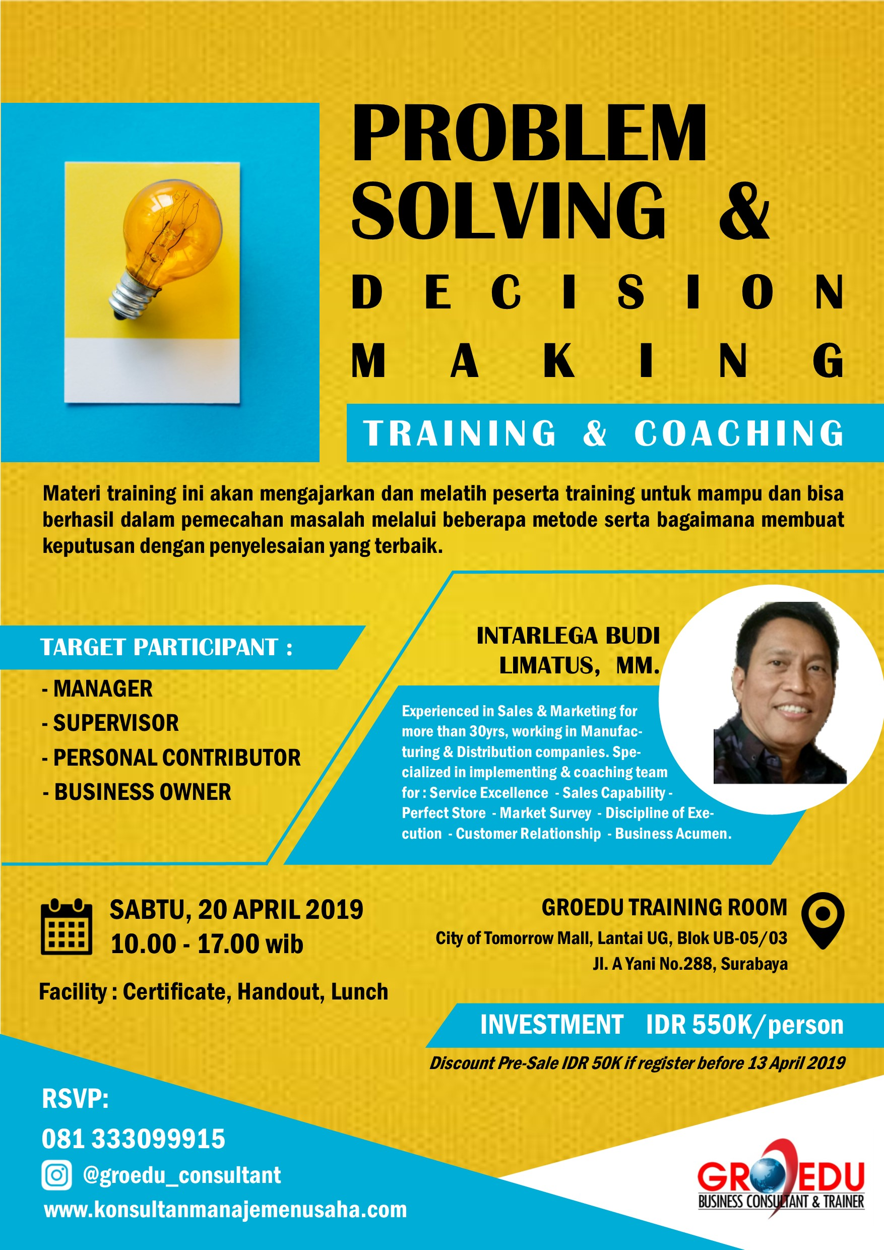 Problem-Solving-Decision-Making-Training-Apr2019