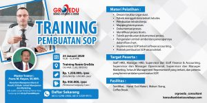 Training SOP
