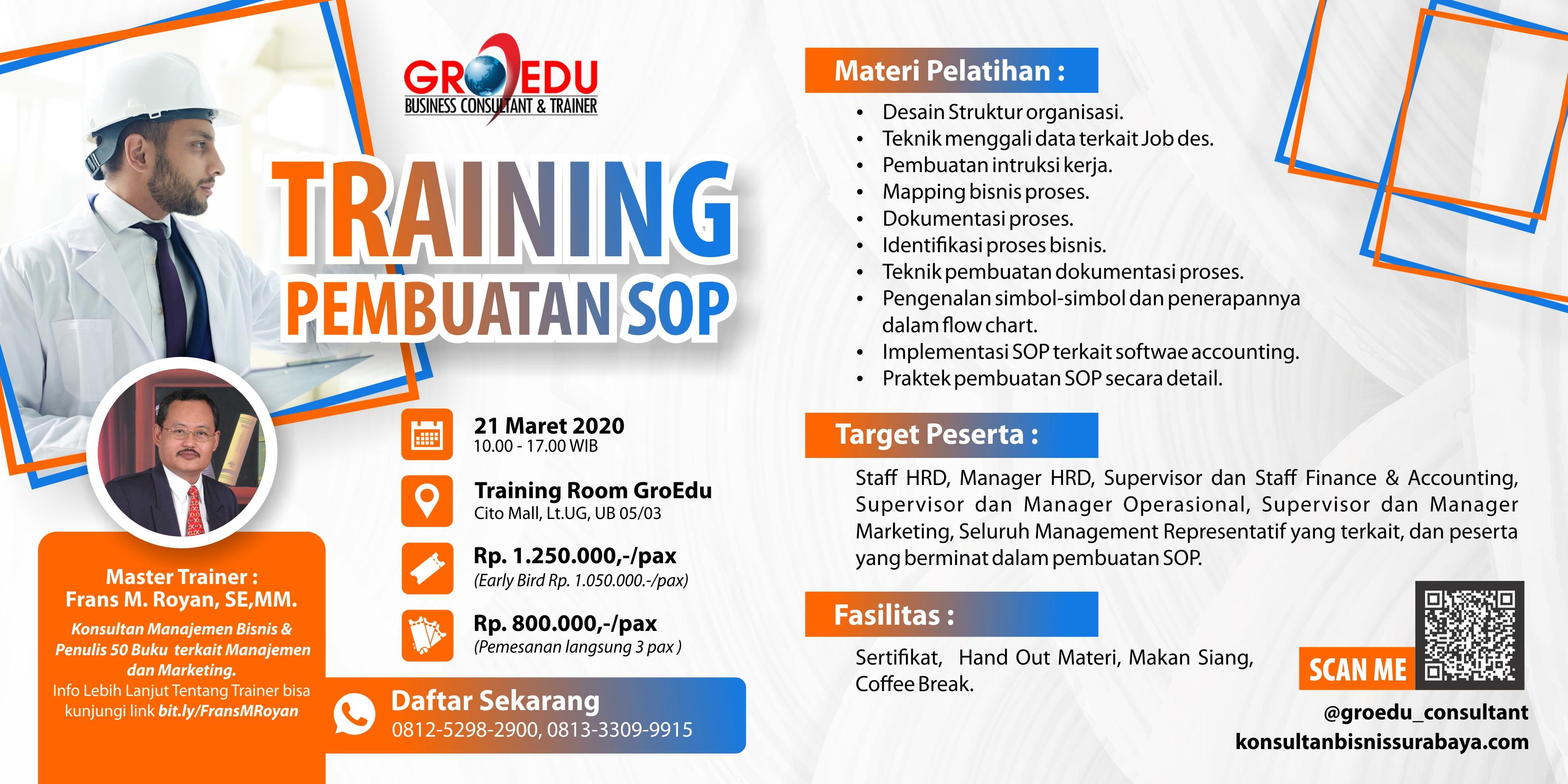 Training-SOP-Maret