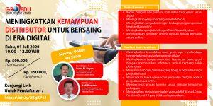 Seminar Dustributor