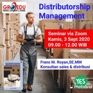 Distributorship management