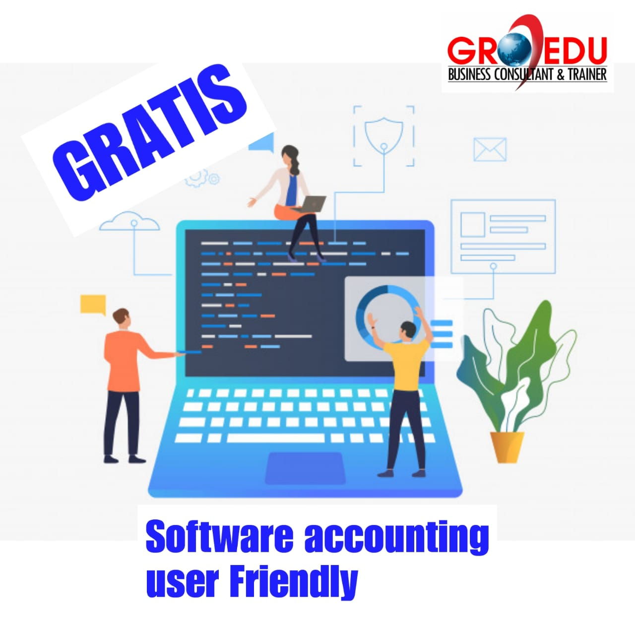 Brosur software accounting